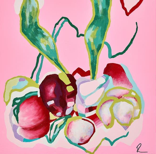 Hibiscus by Rachel Clarke