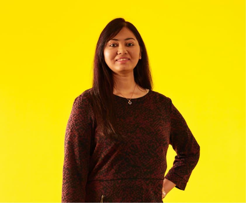 Prabhjot portrait
