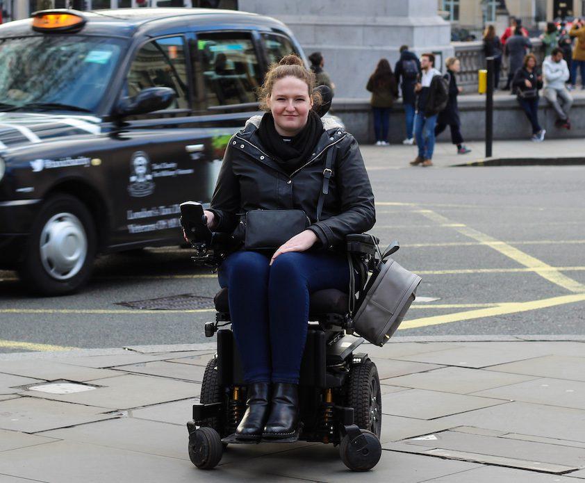 Image of Shona in London